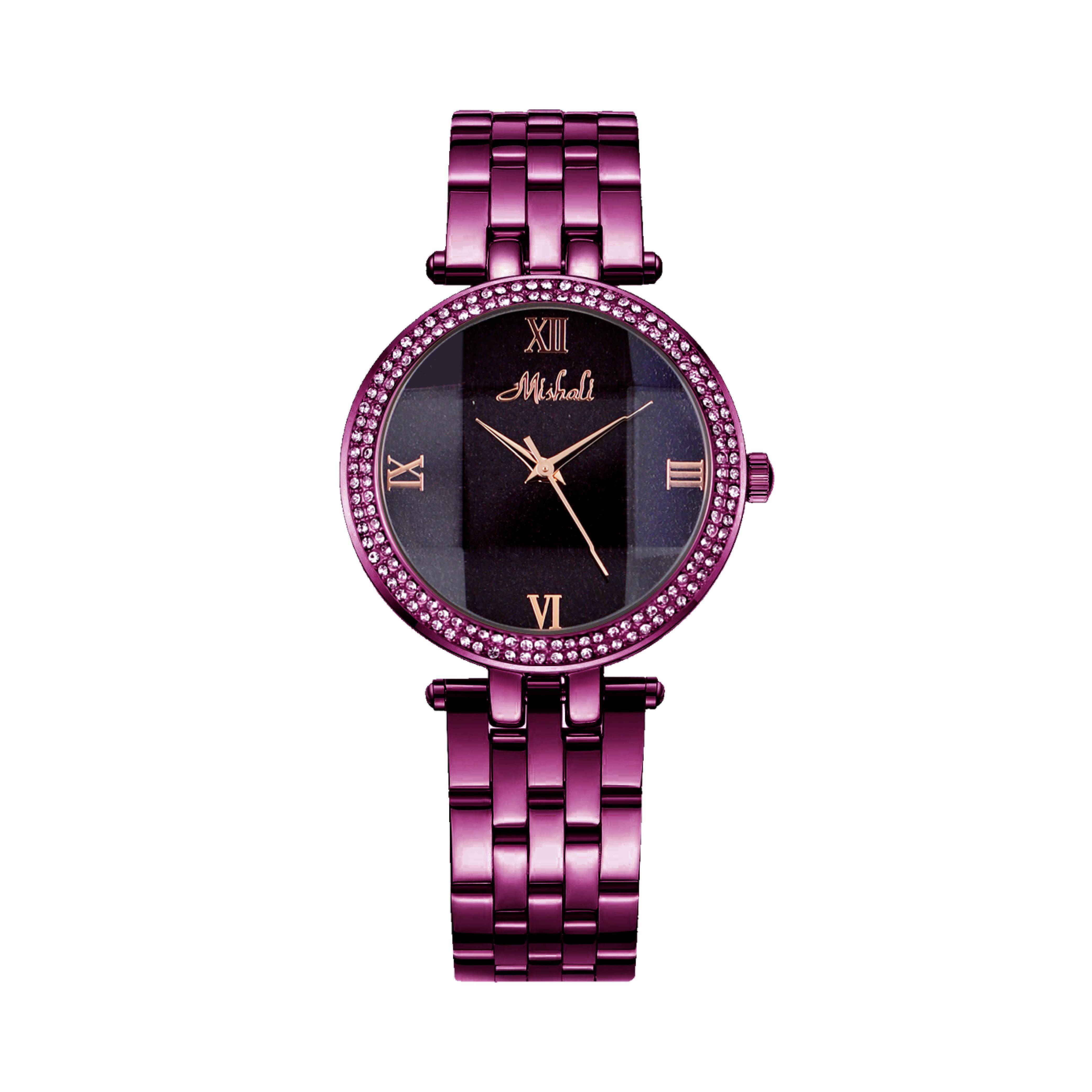 นาฬิกาข้อมือผู้หญิง MISHALI M17706A G