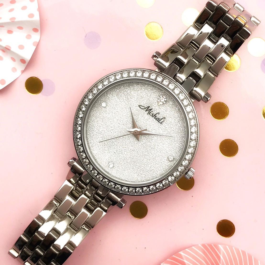 นาฬิกาข้อมือผู้หญิง MISHALI M17720 A