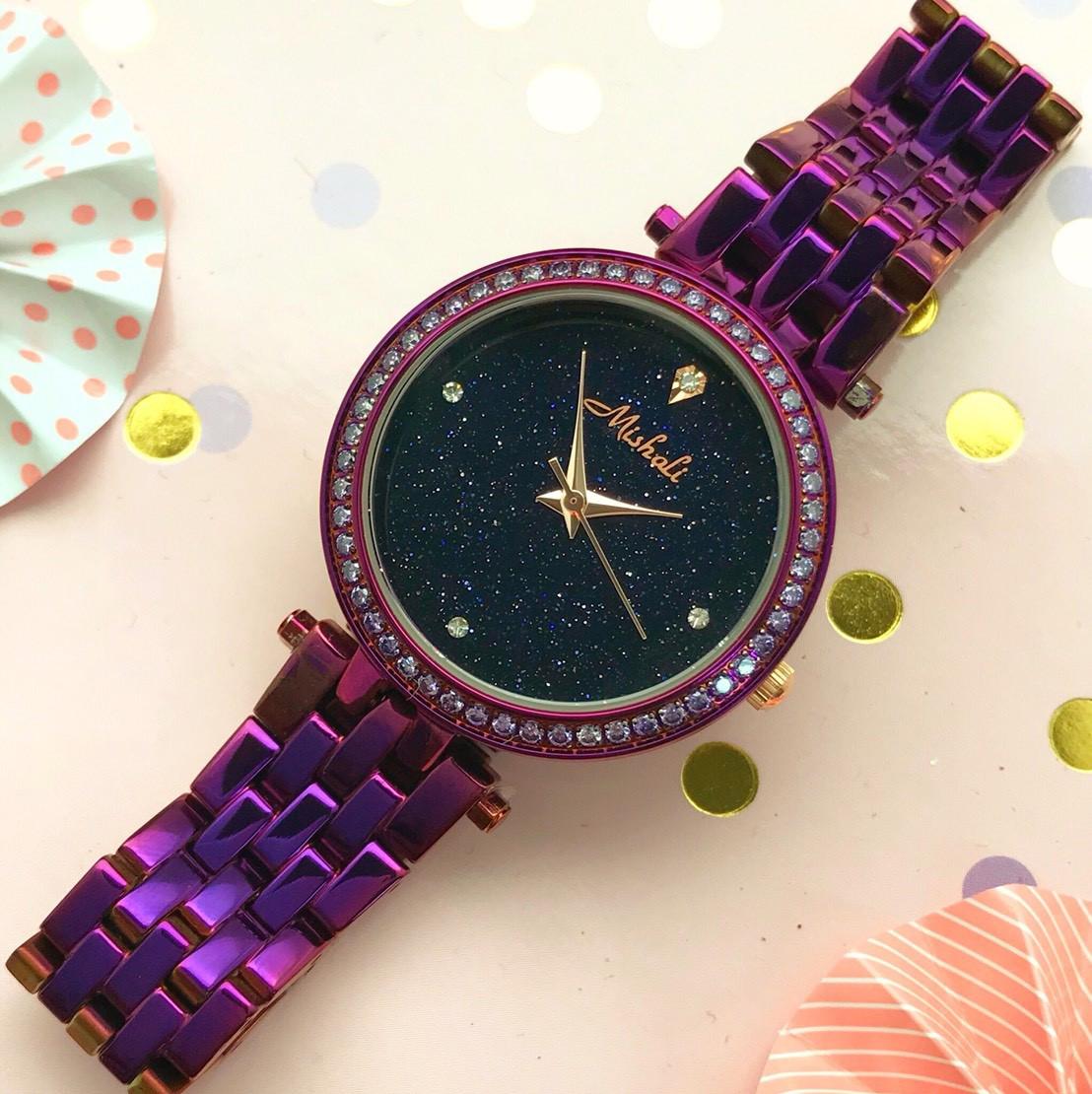 นาฬิกาข้อมือผู้หญิง MISHALI M17720 C