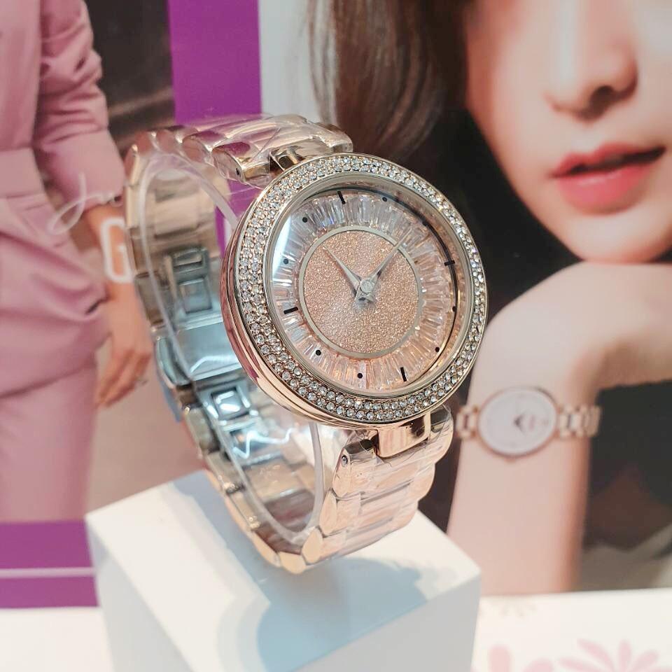 นาฬิกาข้อมือผู้หญิง MISHALI M18003 C