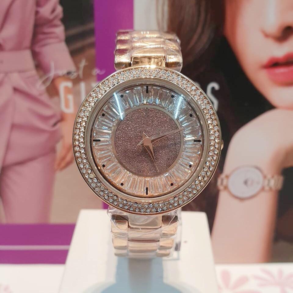 นาฬิกาข้อมือผู้หญิง MISHALI M18003 D