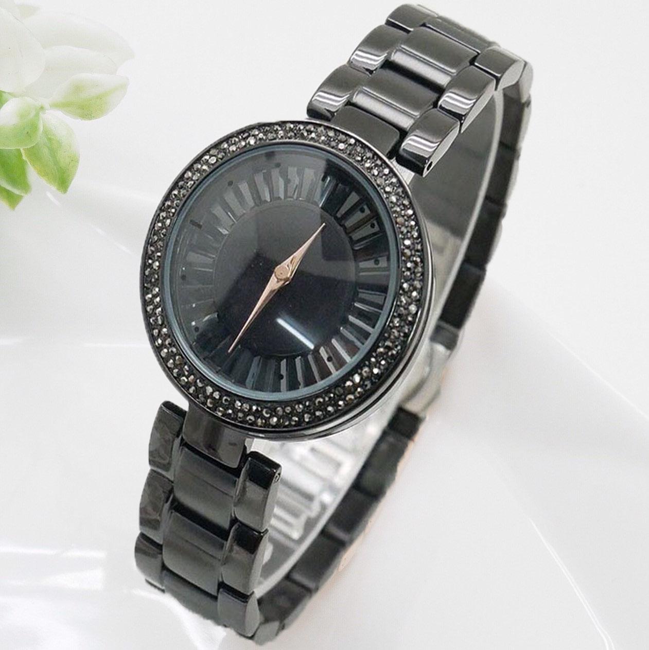 นาฬิกาข้อมือผู้หญิง MISHALI M18003 F