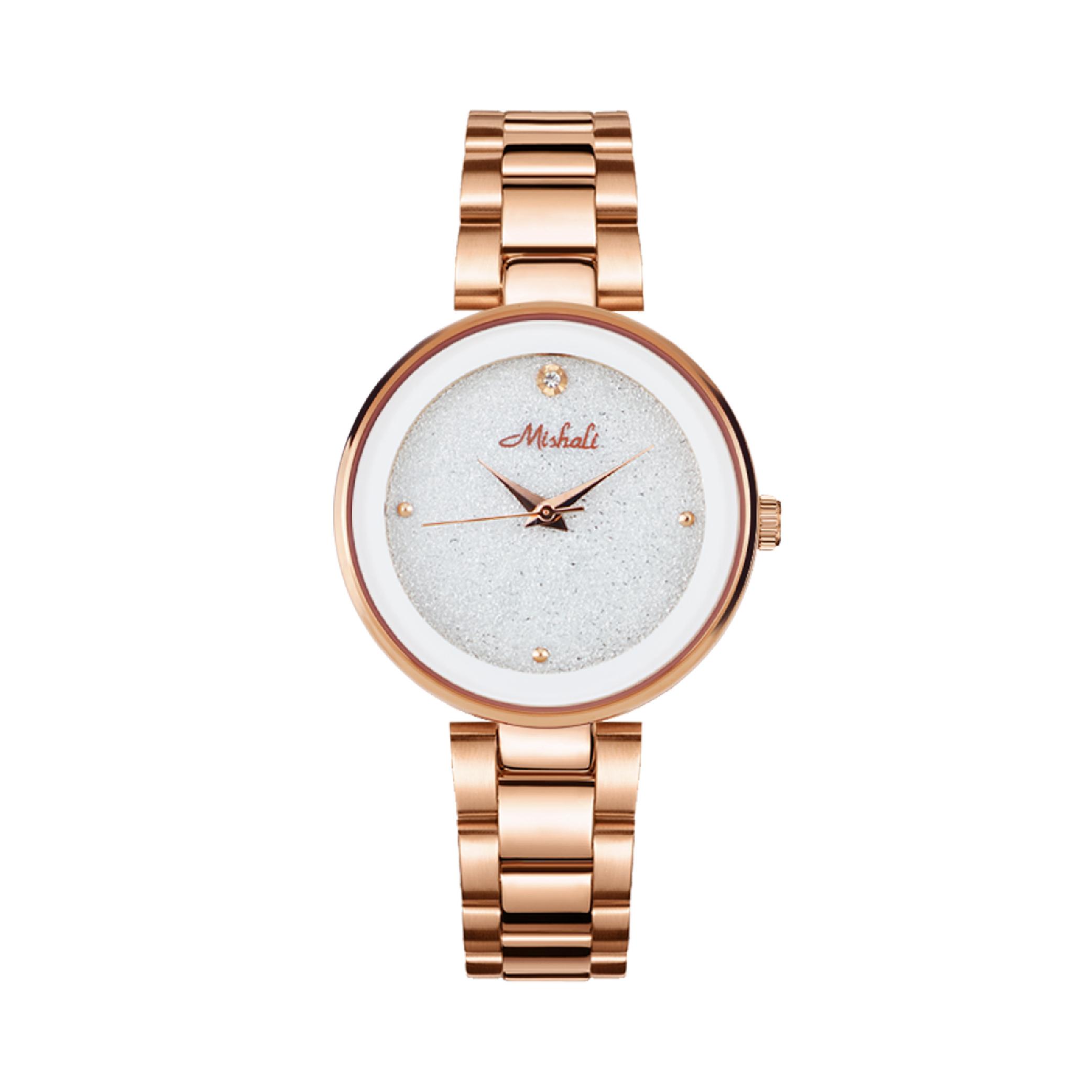 นาฬิกาข้อมือผู้หญิง MISHALI M18005 A