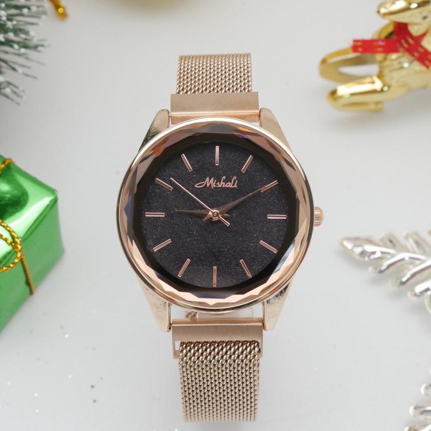 นาฬิกาข้อมือผู้หญิง MISHALI M18010 A