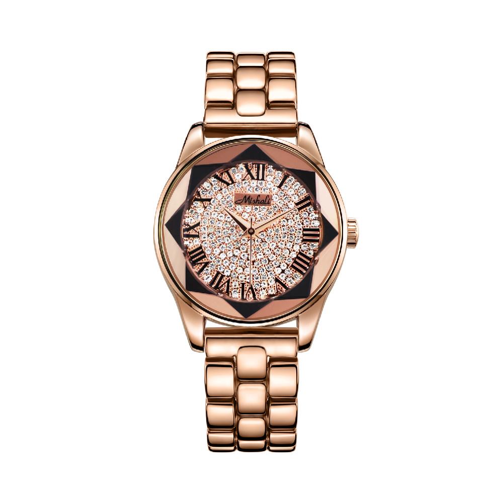 นาฬิกาข้อมือผู้หญิง MISHALI M18011 A