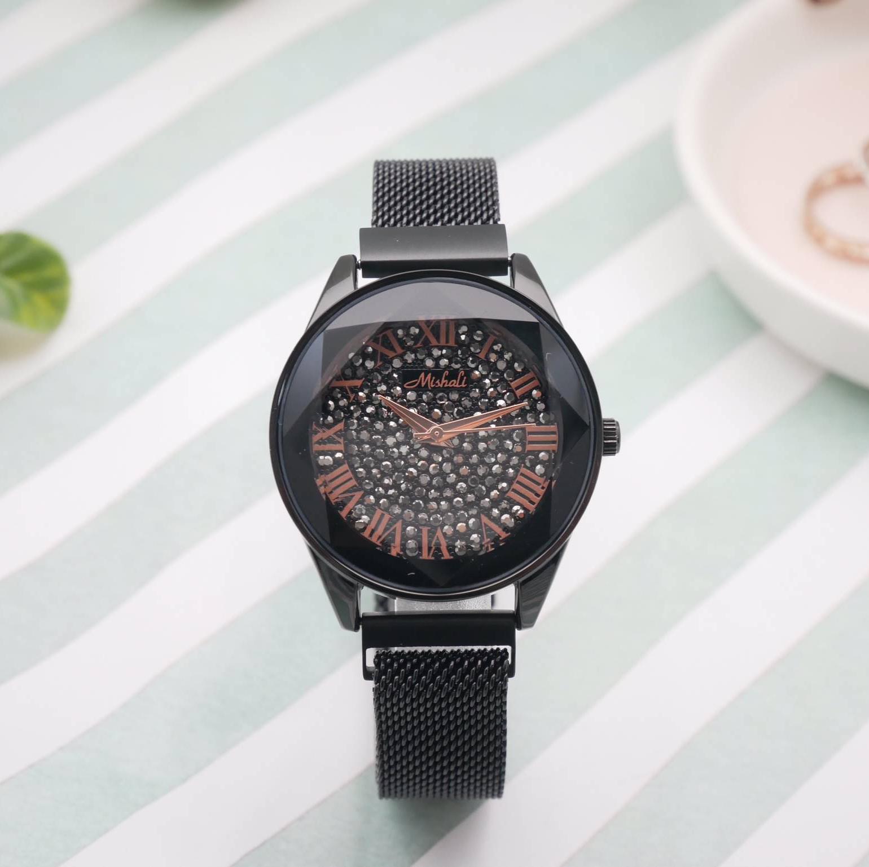นาฬิกาข้อมือผู้หญิง MISHALI M18011B C