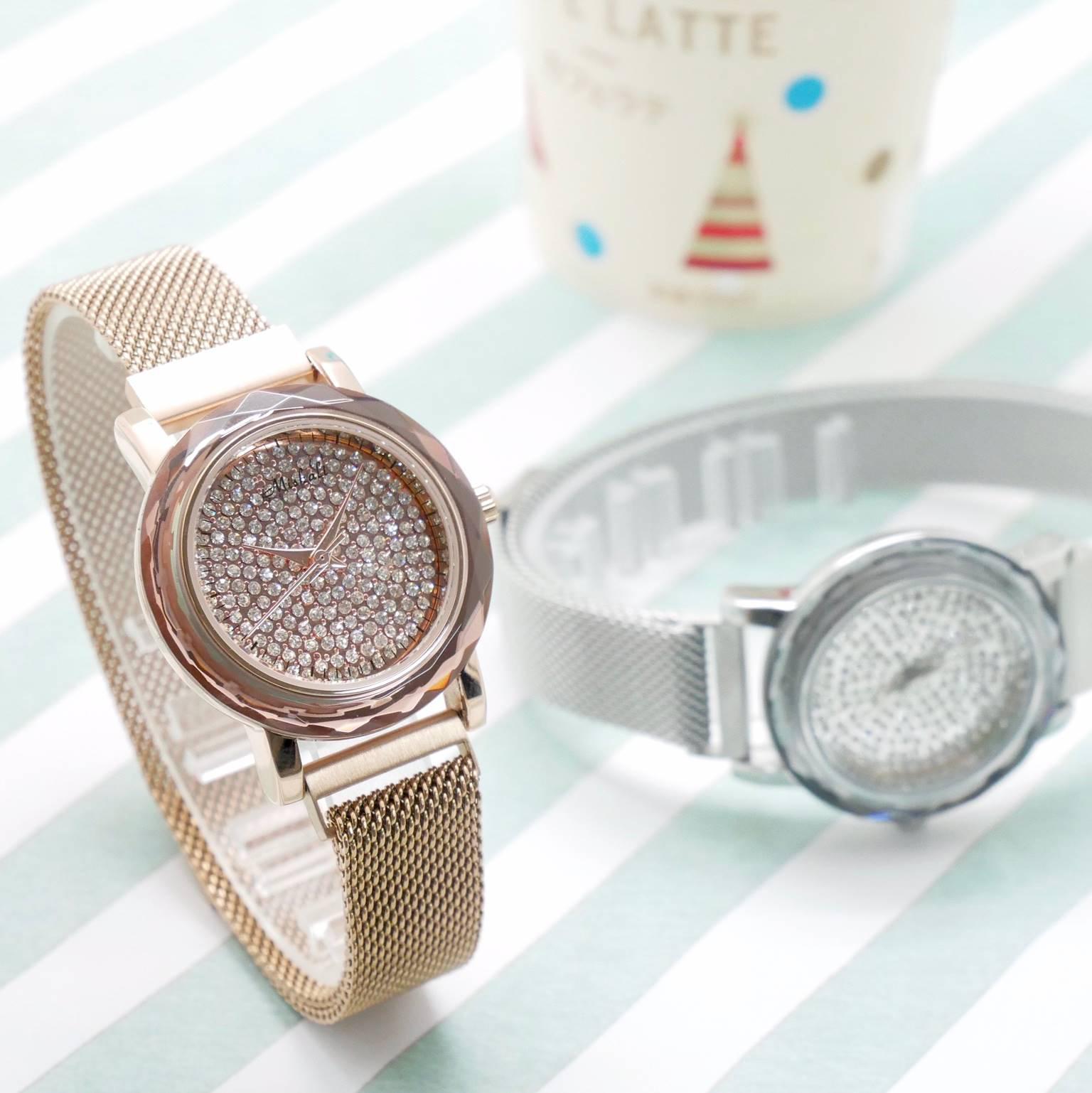 นาฬิกาข้อมือผู้หญิง MISHALI M18015A A
