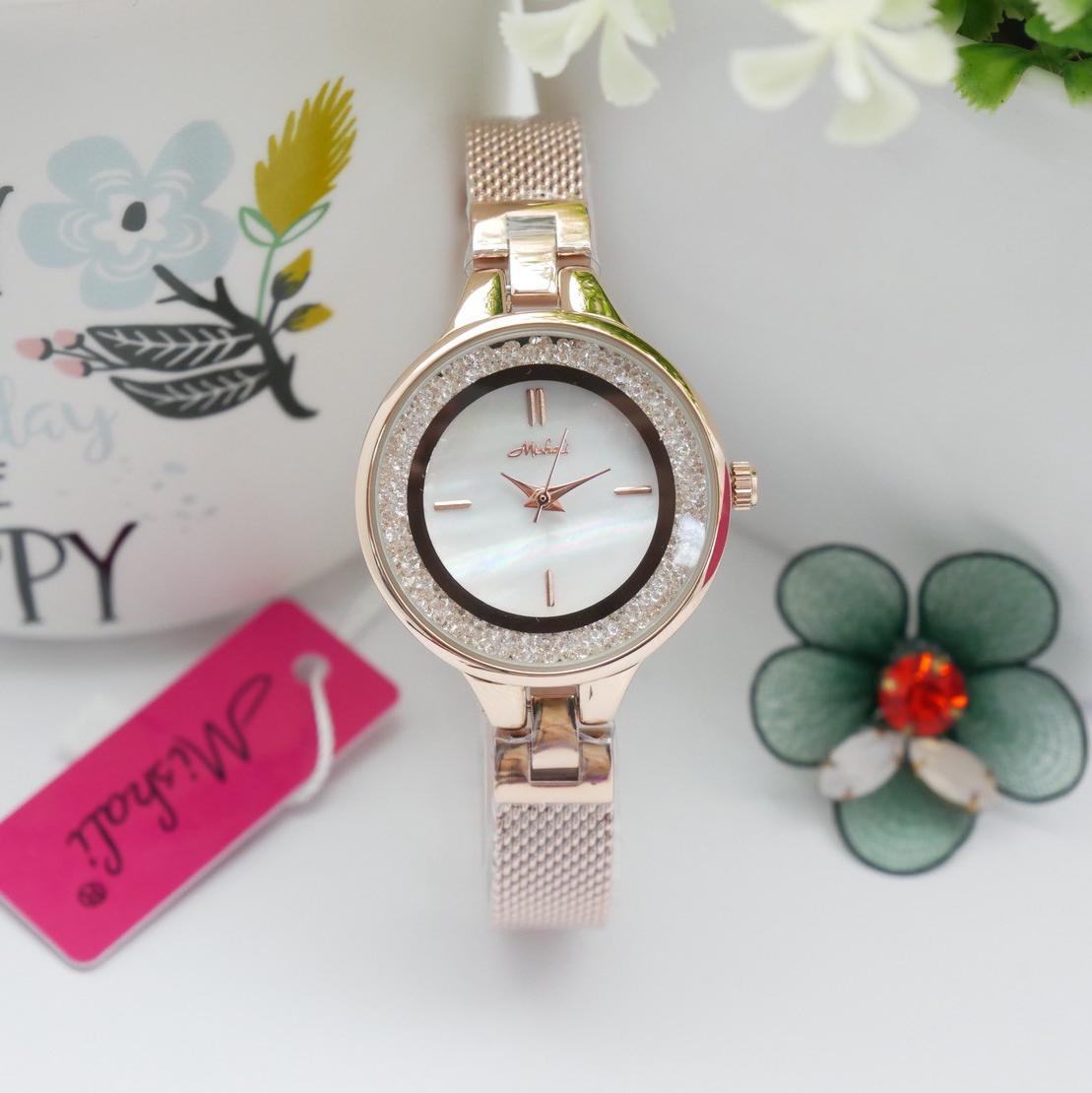 นาฬิกาข้อมือผู้หญิง MISHALI M18027 A