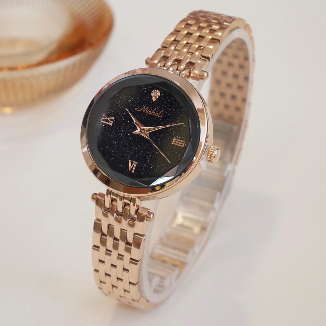 นาฬิกาข้อมือผู้หญิง MISHALI M18028 C