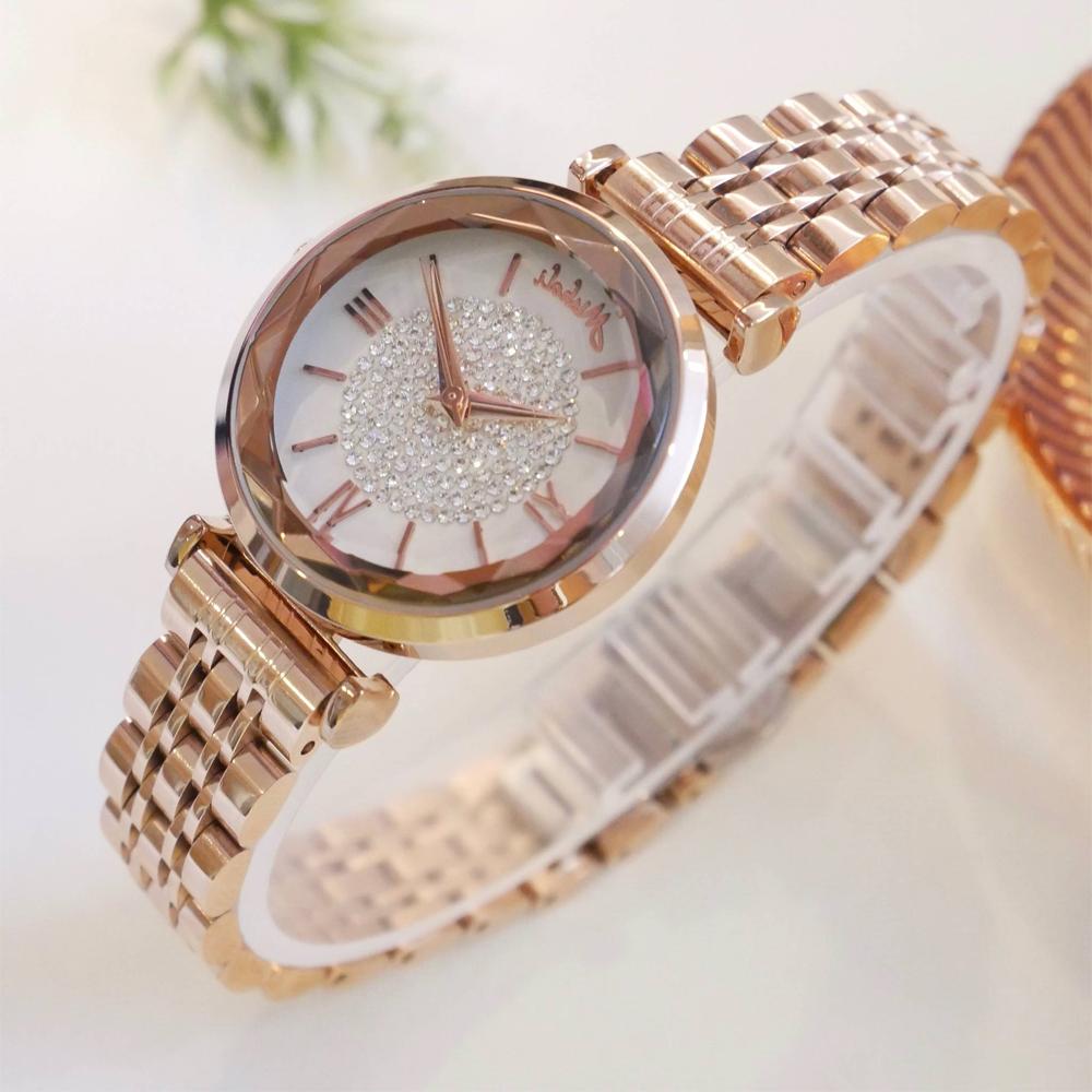 นาฬิกาข้อมือผู้หญิง MISHALI M18031 A