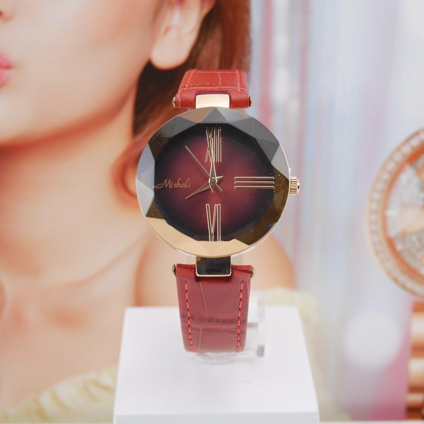 นาฬิกาข้อมือผู้หญิง MISHALI M18037L F