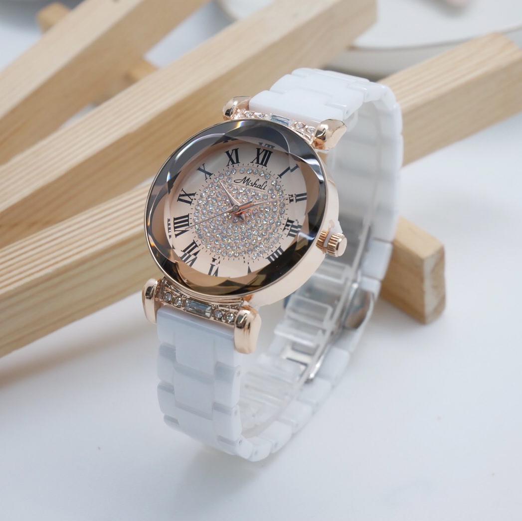 นาฬิกาข้อมือผู้หญิง MISHALI M18039 A
