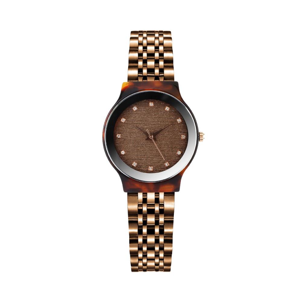 นาฬิกาข้อมือผู้หญิง MISHALI M18048 B