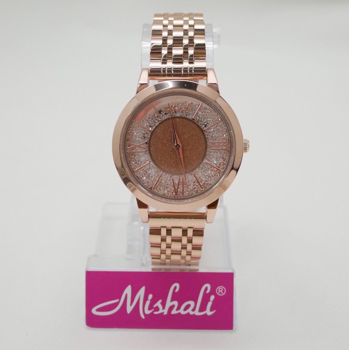 นาฬิกาข้อมือผู้หญิง MISHALI M19003A B