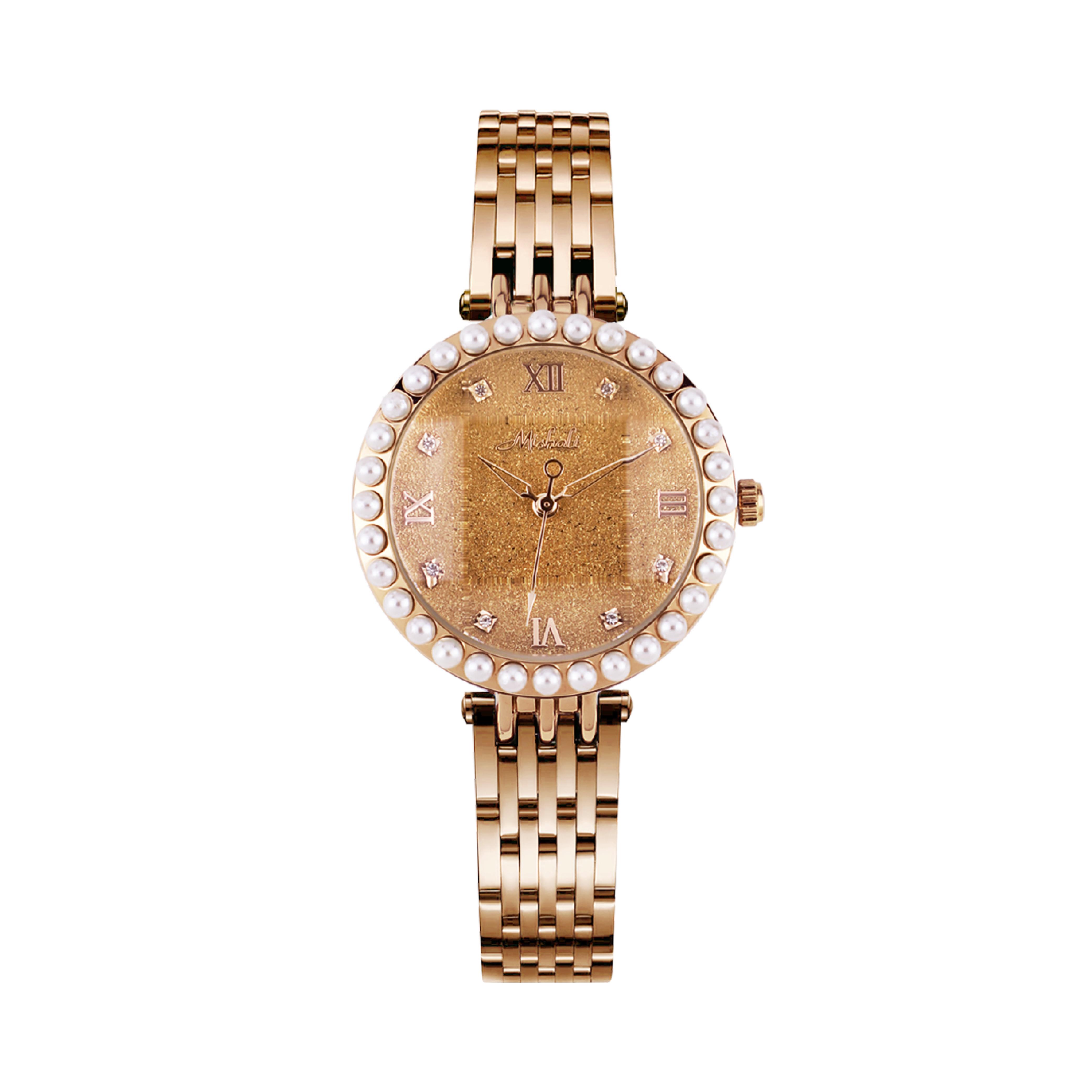 นาฬิกาข้อมือผู้หญิง MISHALI M19016B