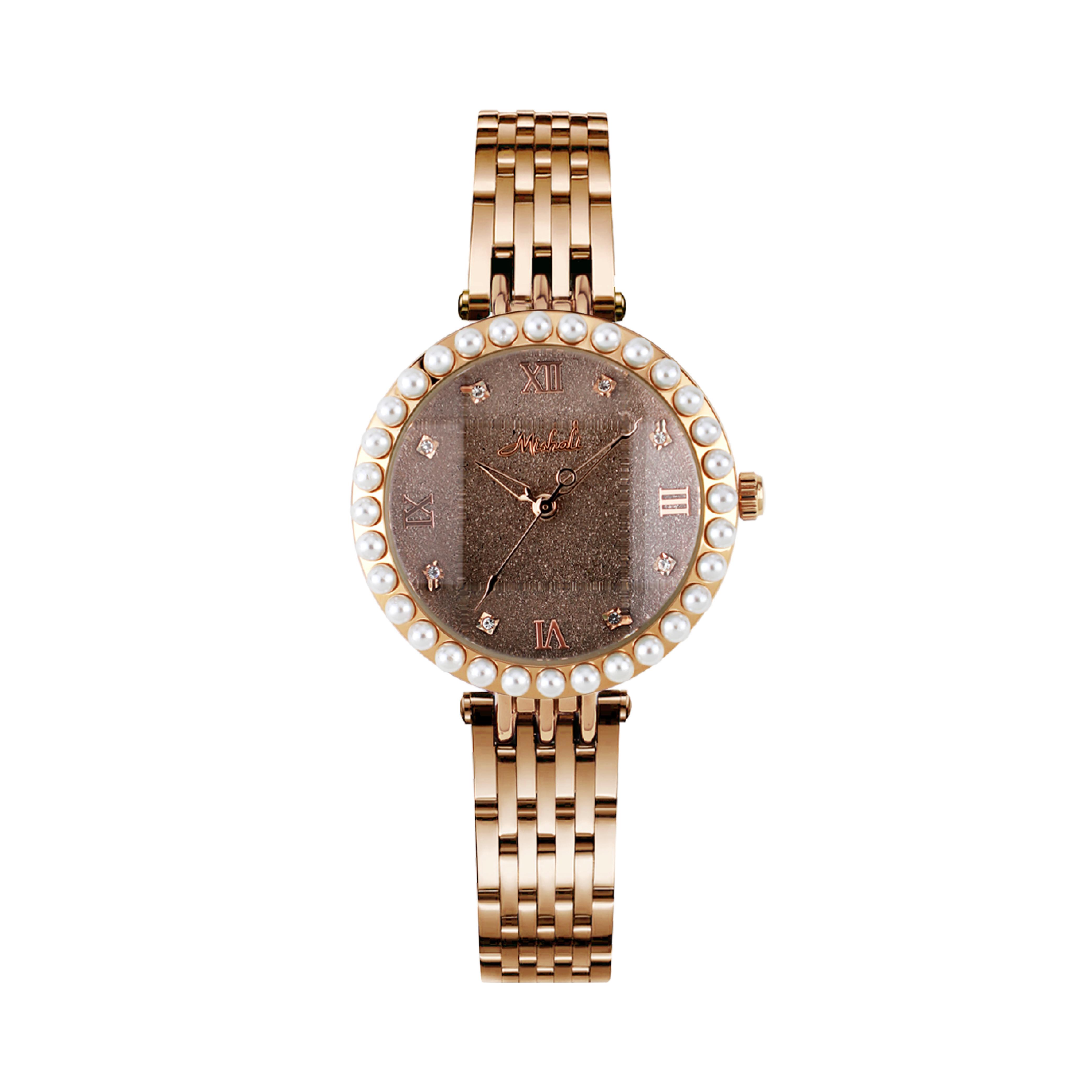 นาฬิกาข้อมือผู้หญิง MISHALI M19016C