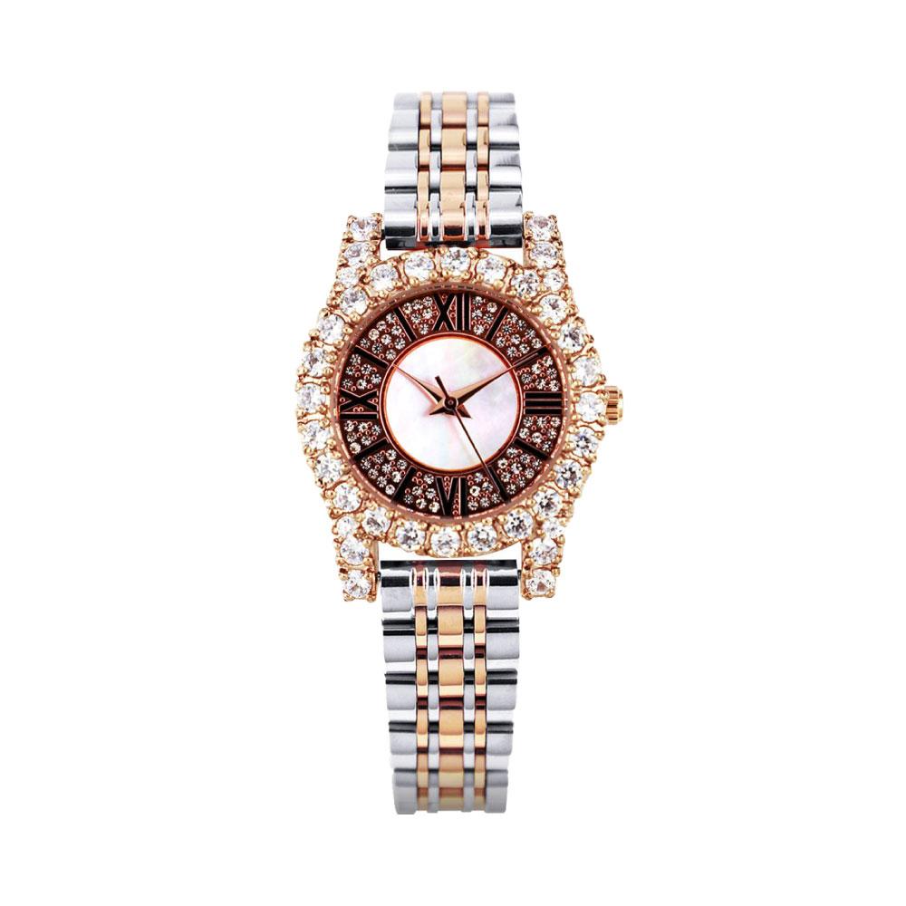 นาฬิกาข้อมือผู้หญิง MISHALI M19017 F