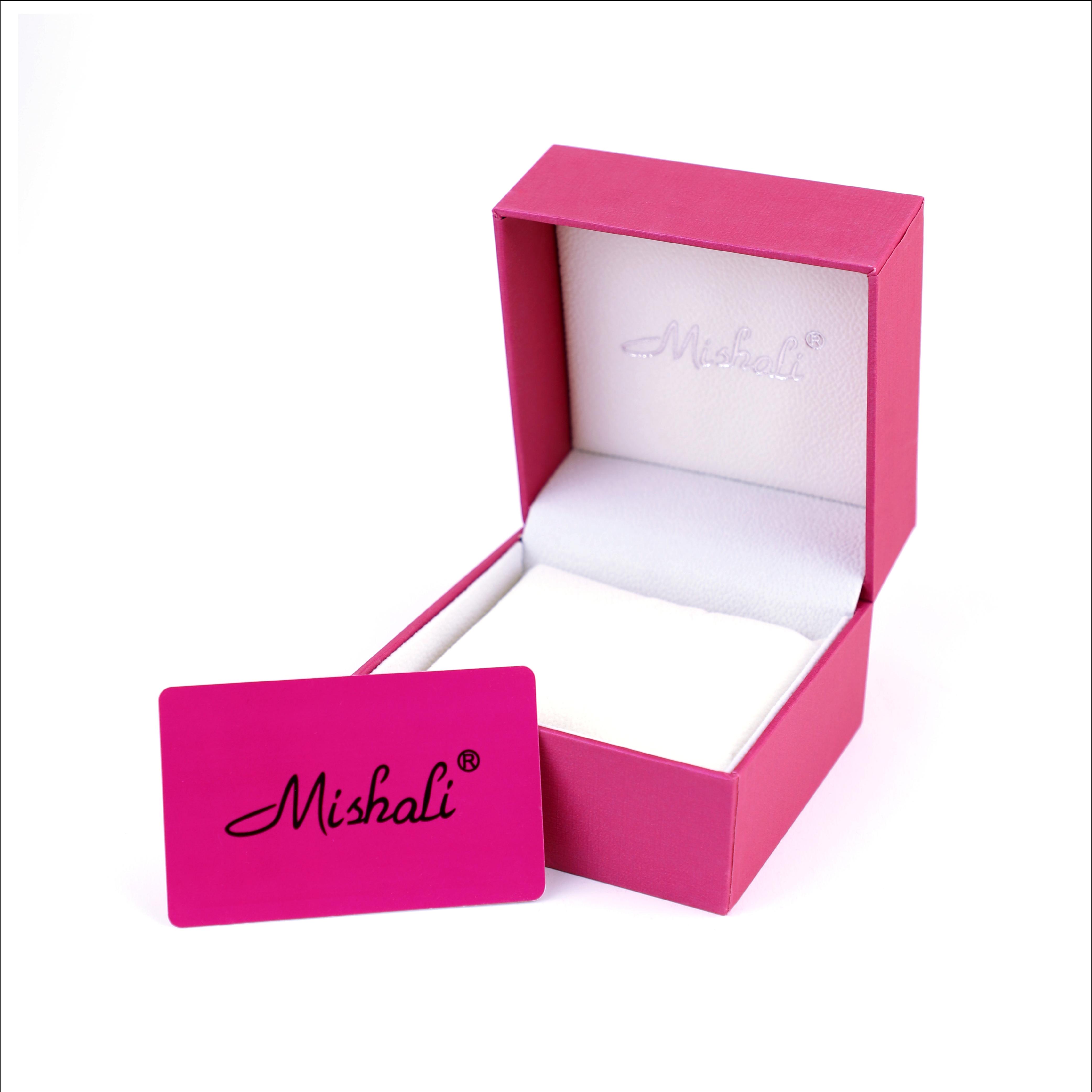นาฬิกาข้อมือผู้หญิง MISHALI M17706 A