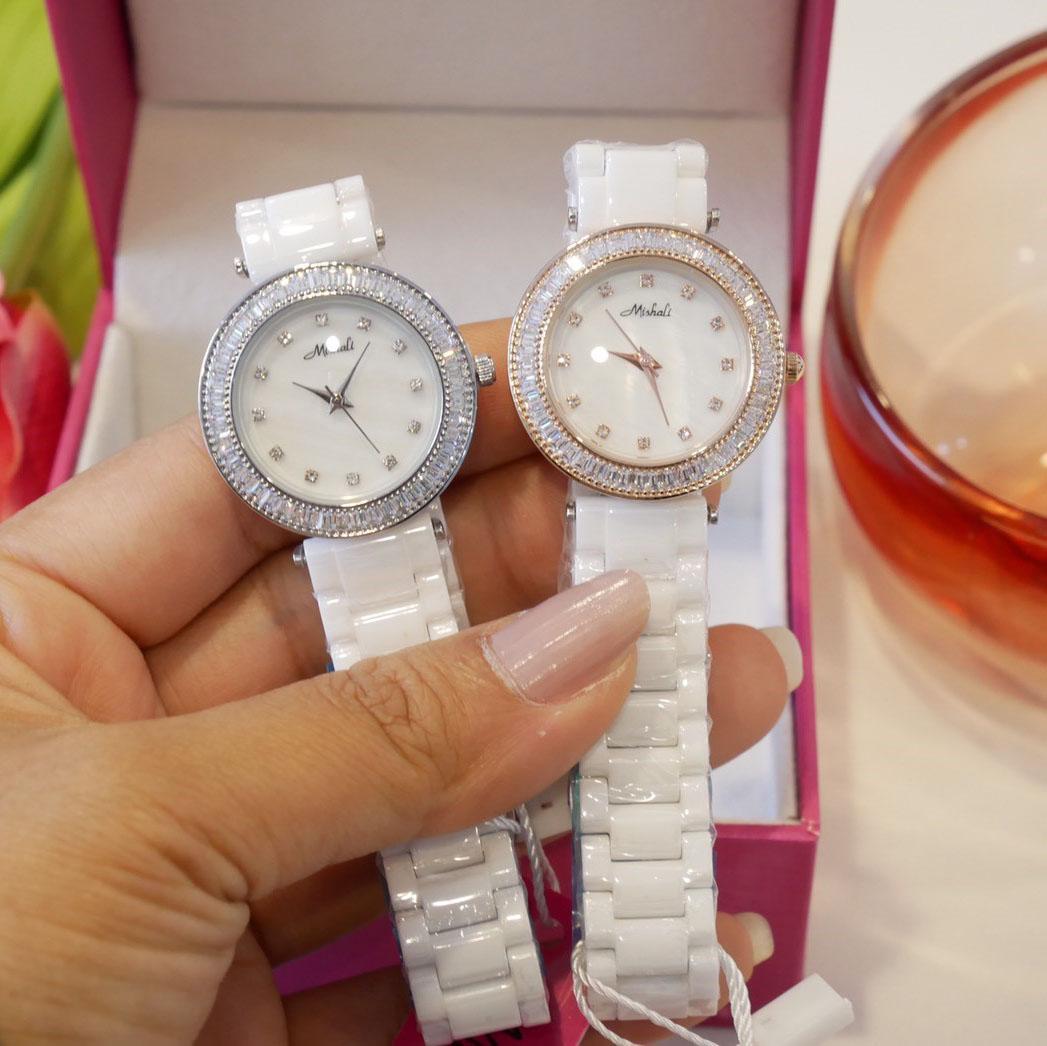 นาฬิกาข้อมือผู้หญิง MISHALI M18031C A