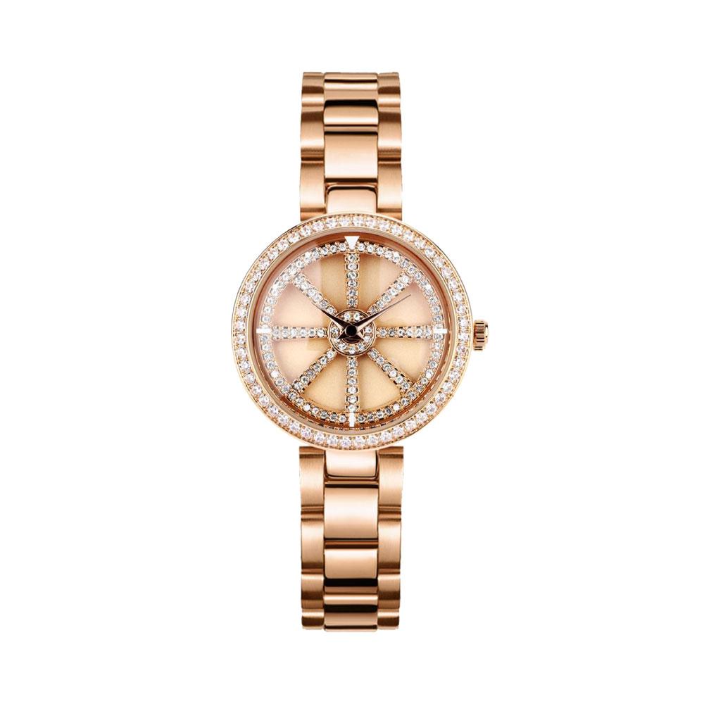 นาฬิกาข้อมือผู้หญิง MISHALI M19040 B