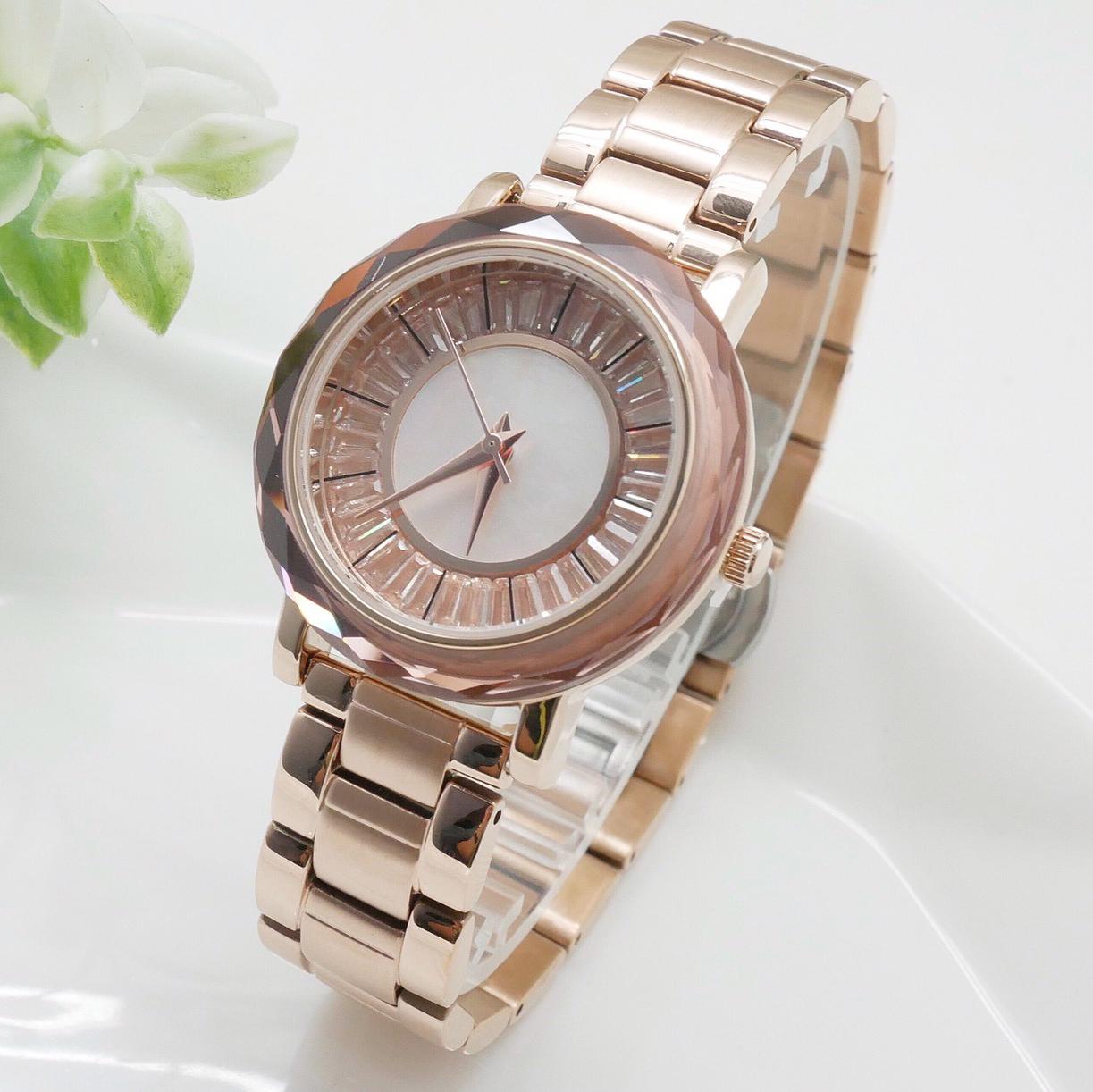 นาฬิกาข้อมือผู้หญิง MISHALI M19042 A