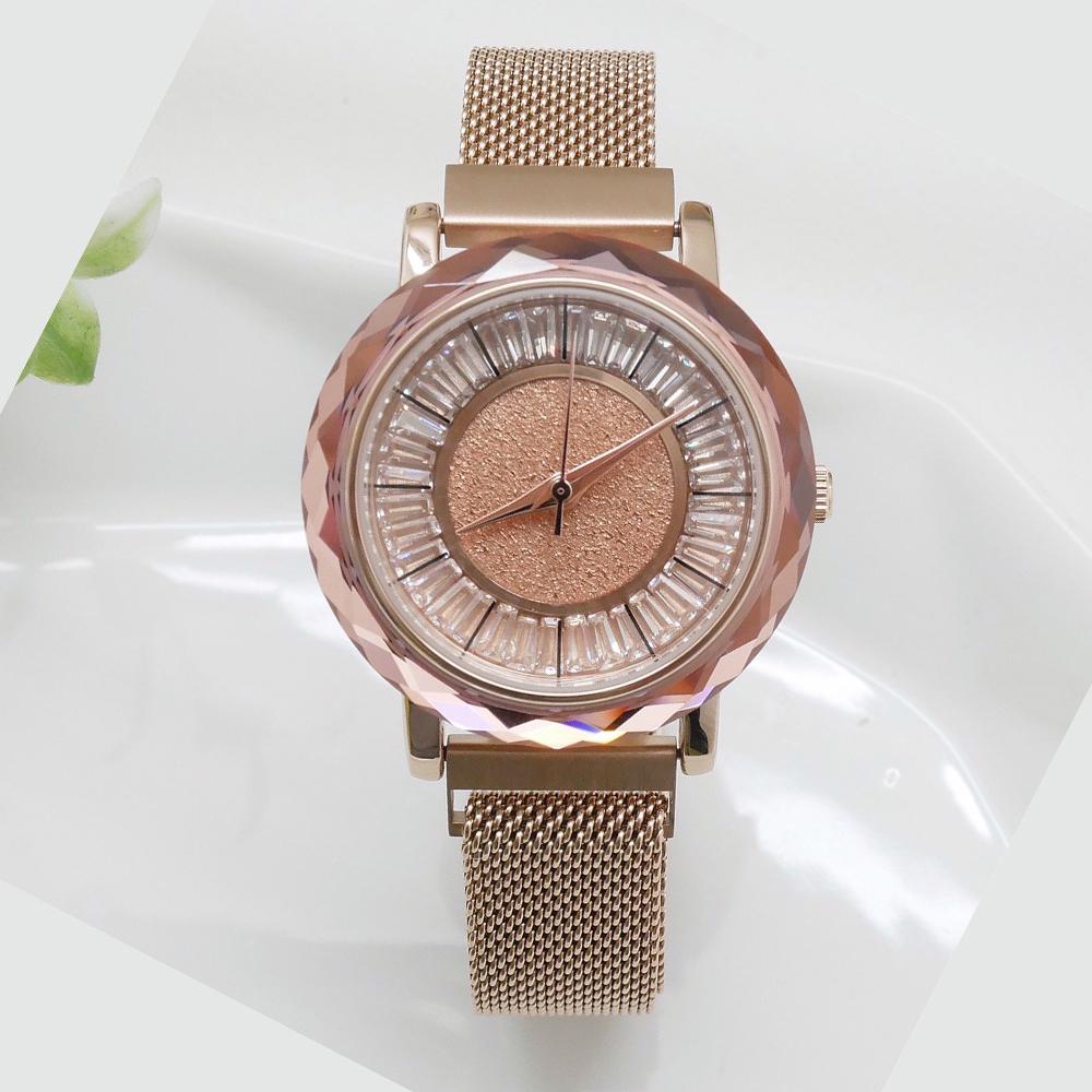 นาฬิกาข้อมือผู้หญิง MISHALI M19042A B