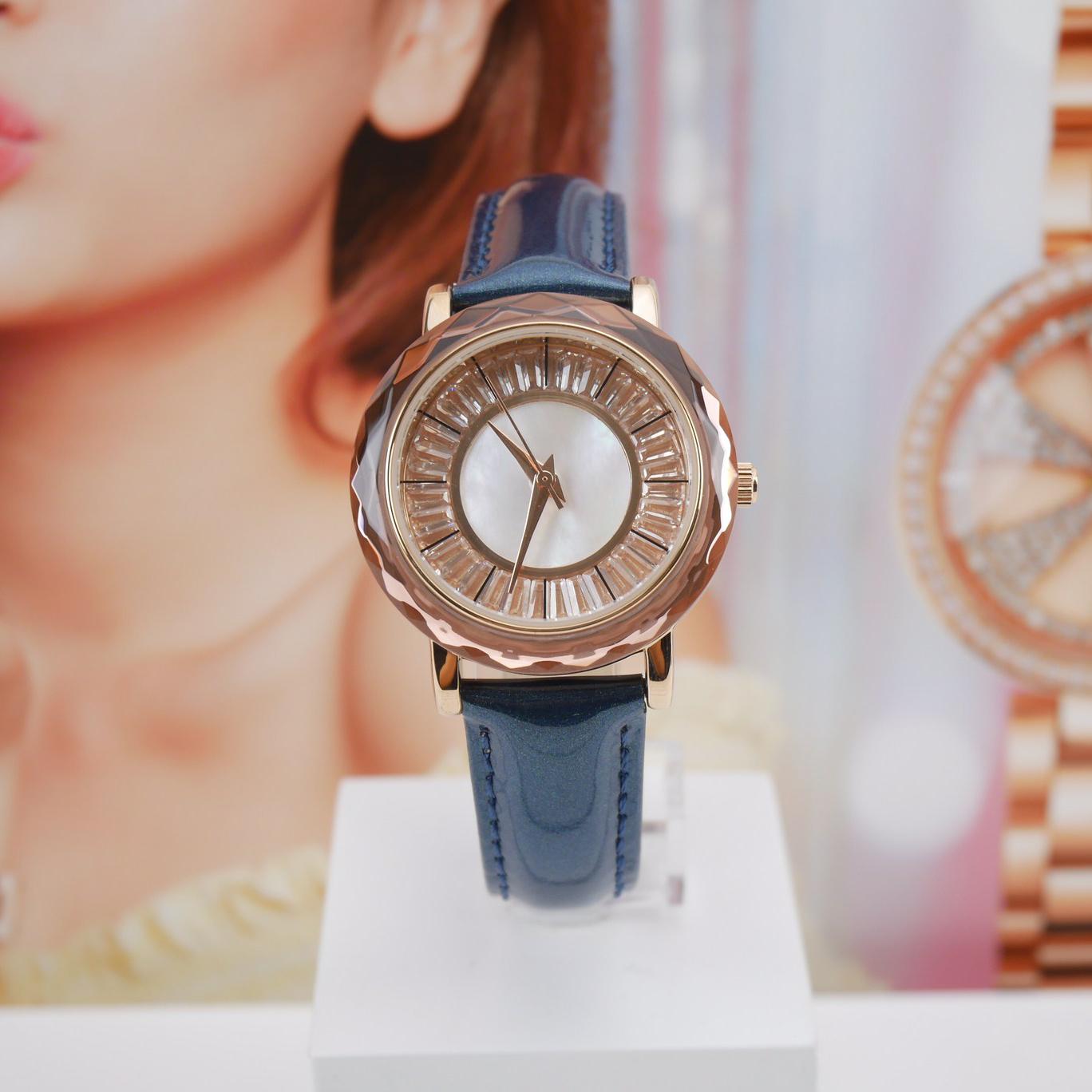 นาฬิกาข้อมือผู้หญิง MISHALI M19042L B