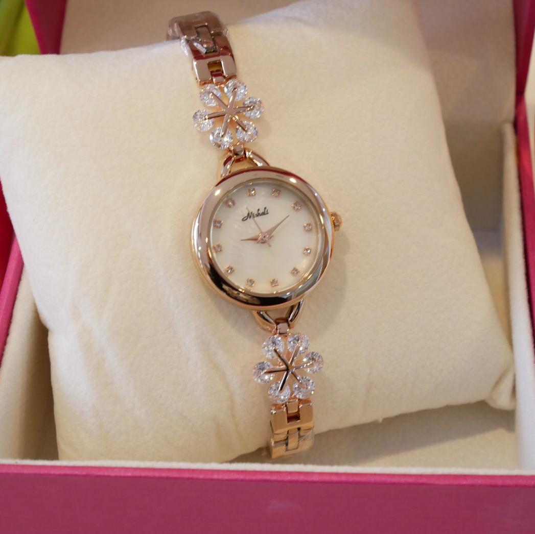 นาฬิกาข้อมือผู้หญิง MISHALI M19059 A