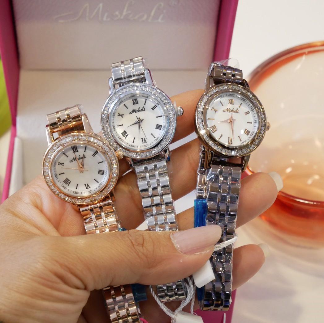 นาฬิกาข้อมือผู้หญิง MISHALI M19071 C