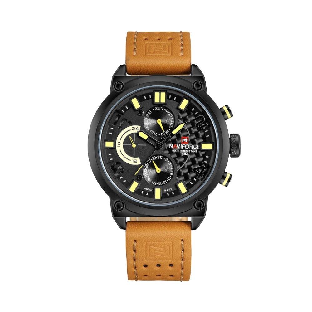 นาฬิกาข้อมือผู้ชาย NAVIFORCE NF9068L D