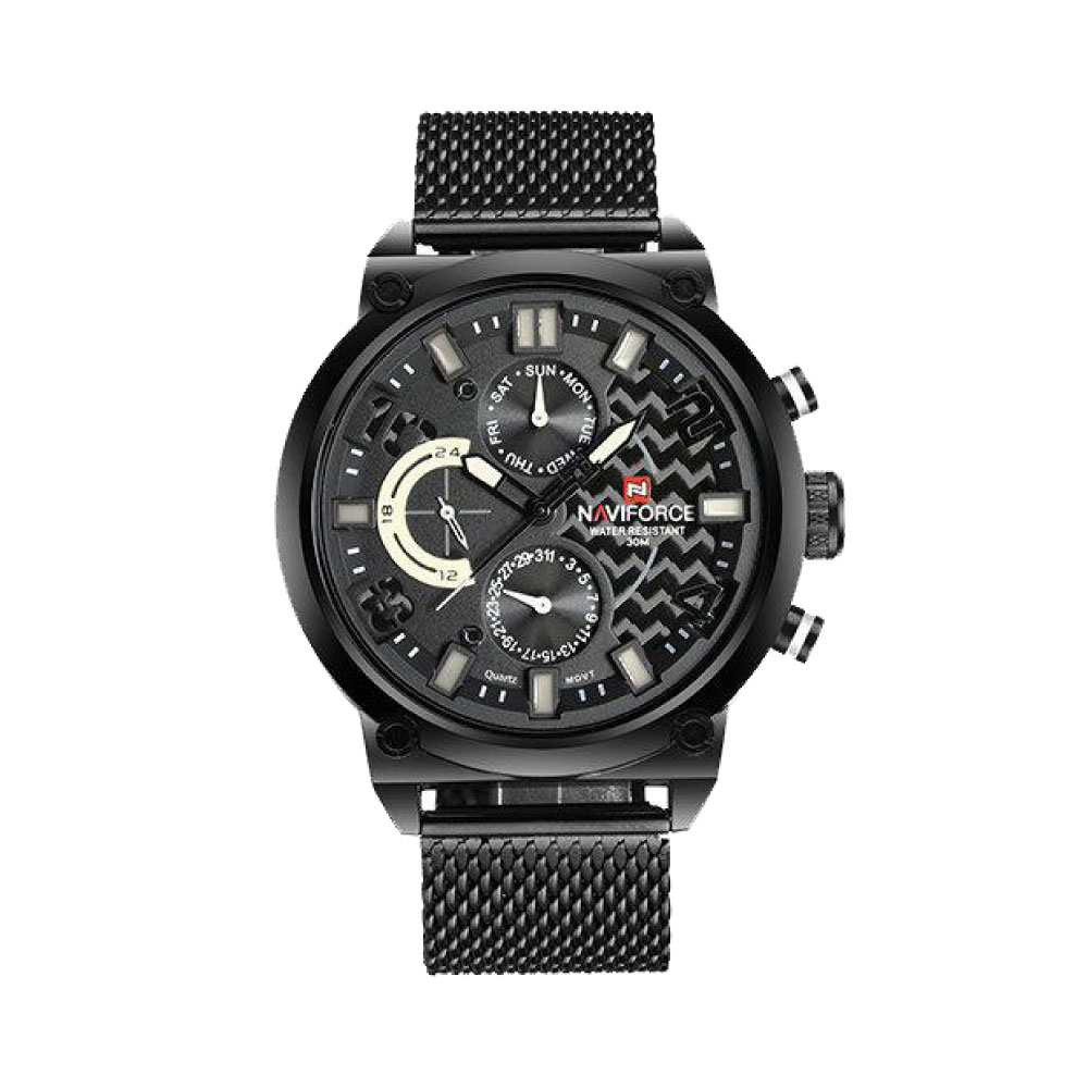 นาฬิกาข้อมือผู้ชาย NAVIFORCE NF9068S D