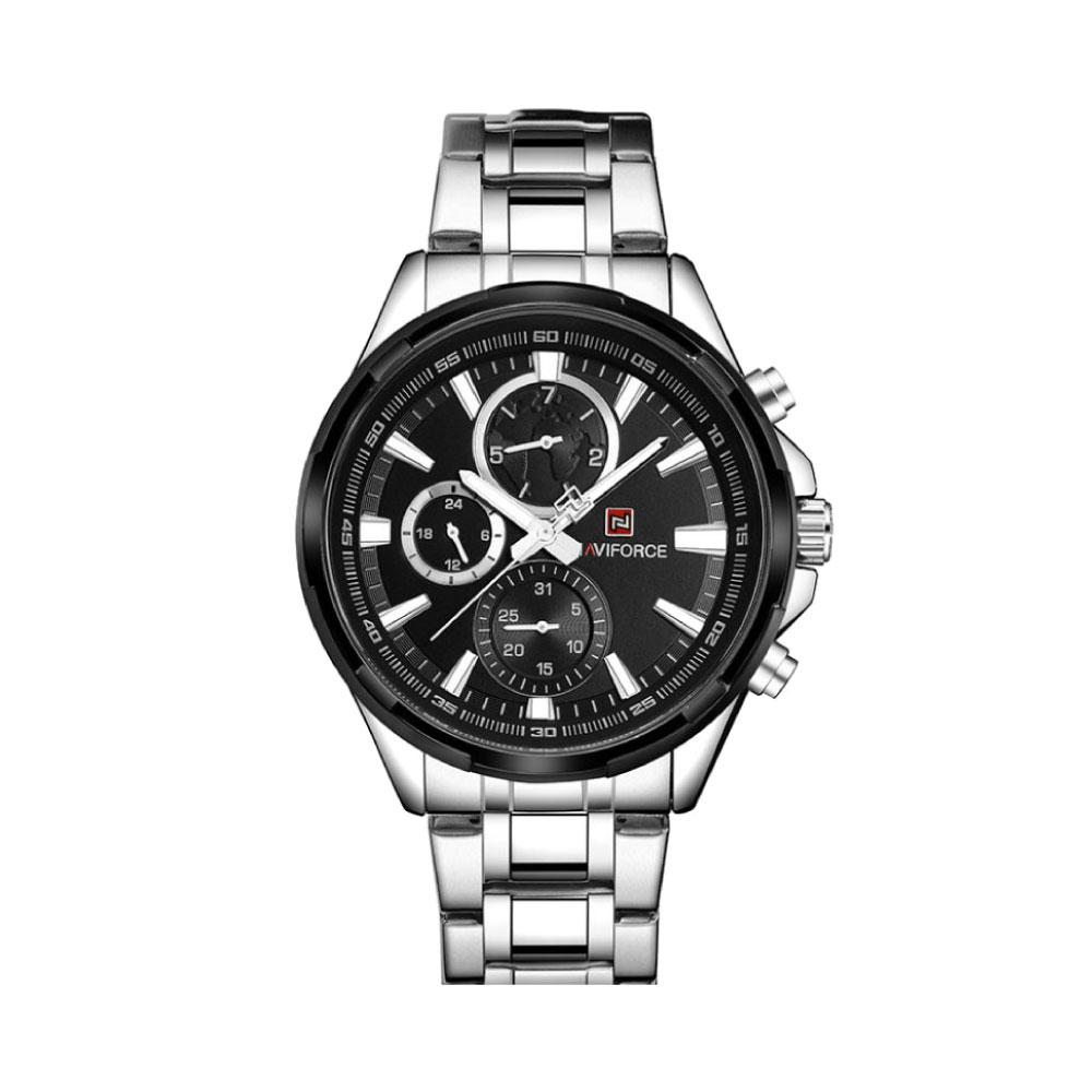 นาฬิกาข้อมือผู้ชาย NAVIFORCE NF9089B
