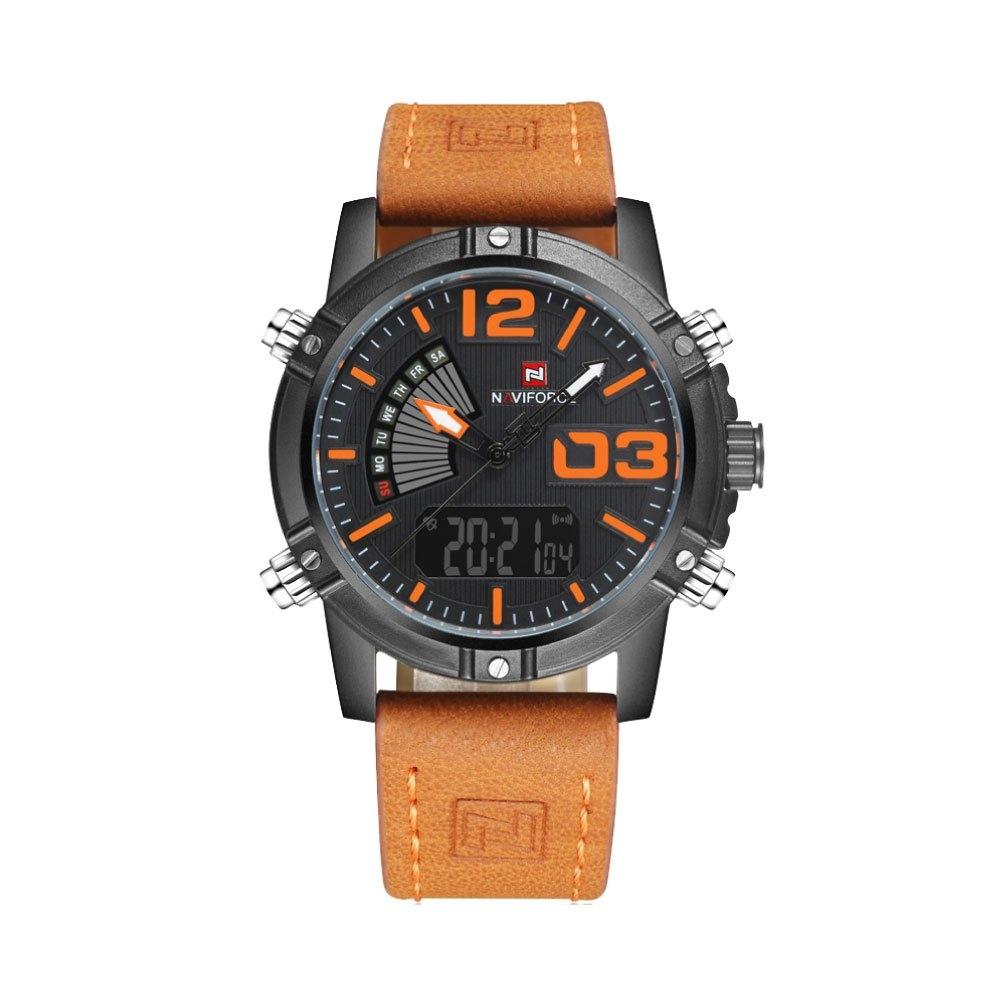 นาฬิกาข้อมือผู้ชาย NAVIFORCE NF9095E