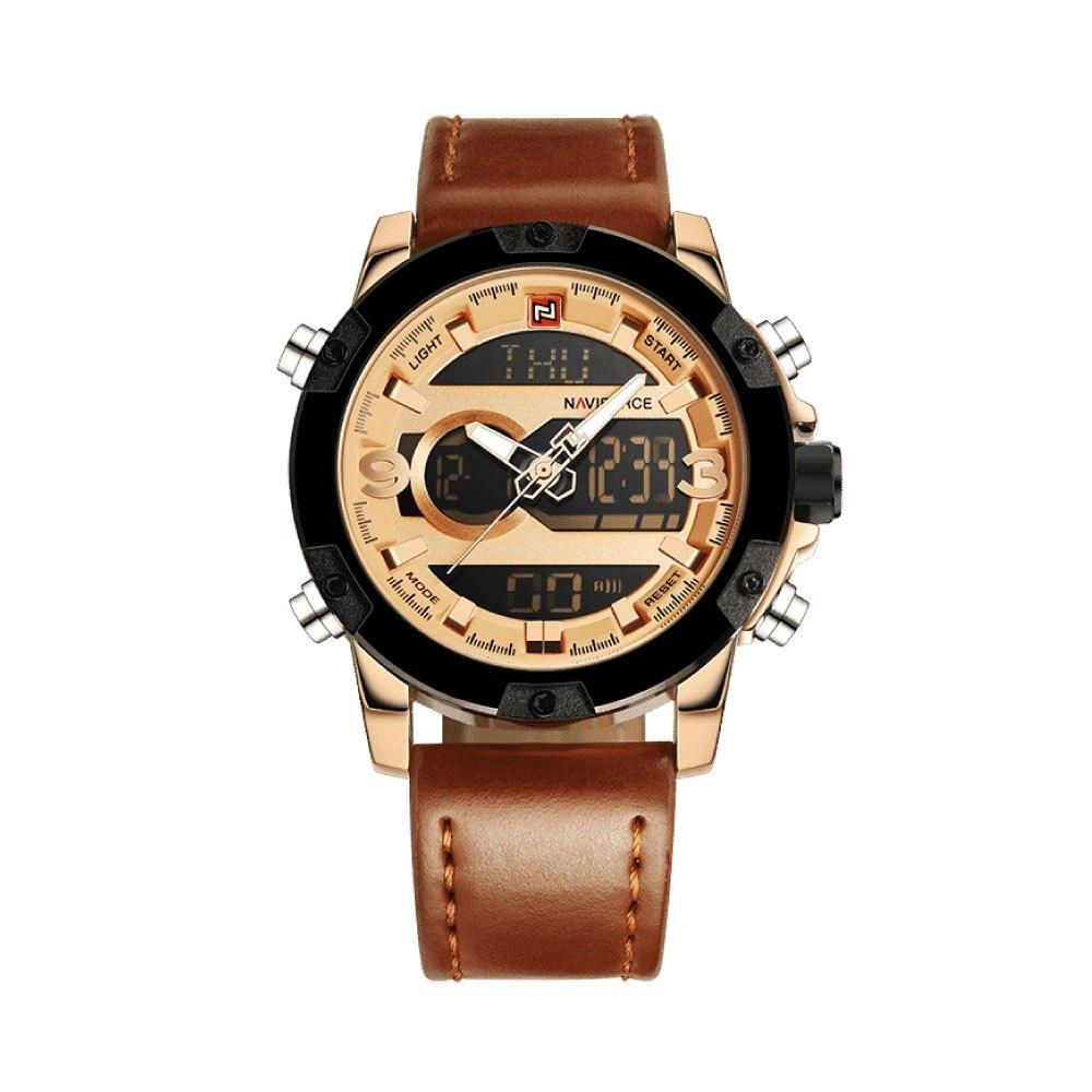 นาฬิกาข้อมือผู้ชาย NAVIFORCE NF9097E