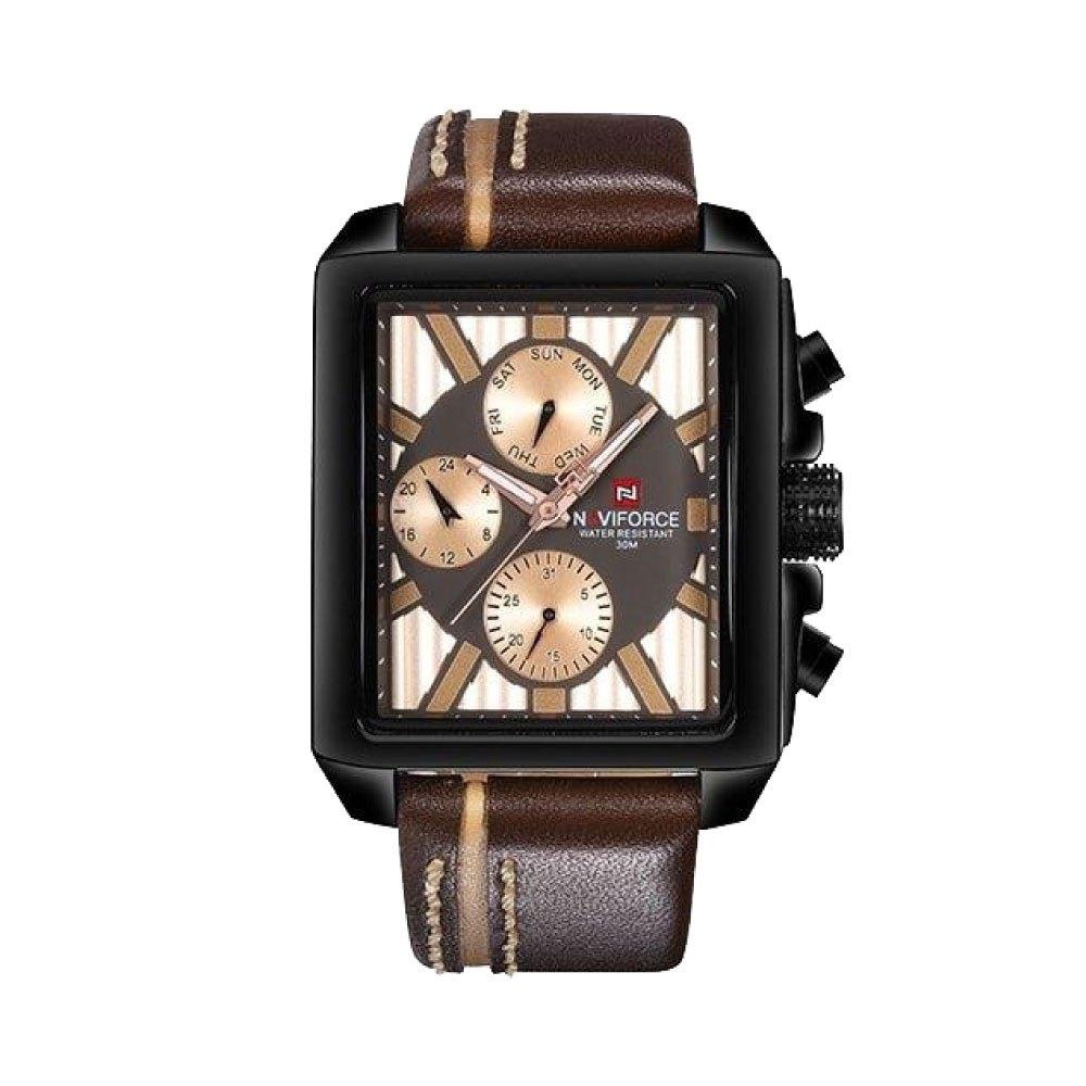 นาฬิกาข้อมือผู้ชาย NAVIFORCE NF9111A