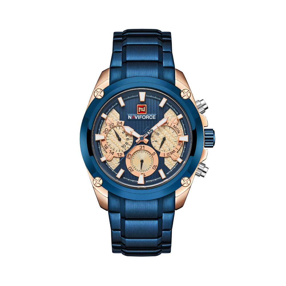 นาฬิกาข้อมือผู้ชาย NAVIFORCE NF9113E