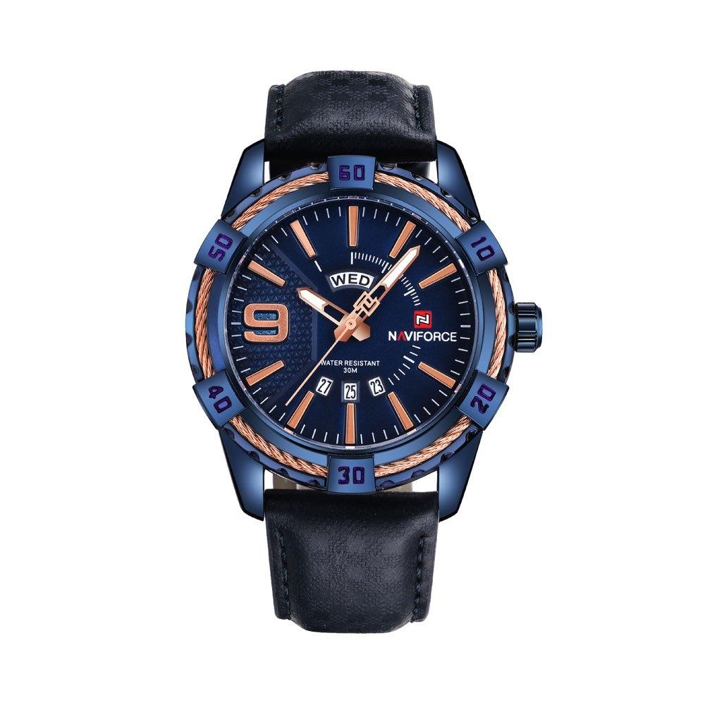 นาฬิกาข้อมือผู้ชาย NAVIFORCE NF9117L E