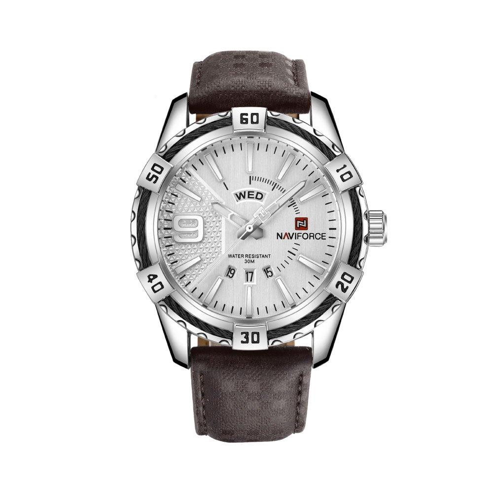 นาฬิกาข้อมือผู้ชาย NAVIFORCE NF9117L A