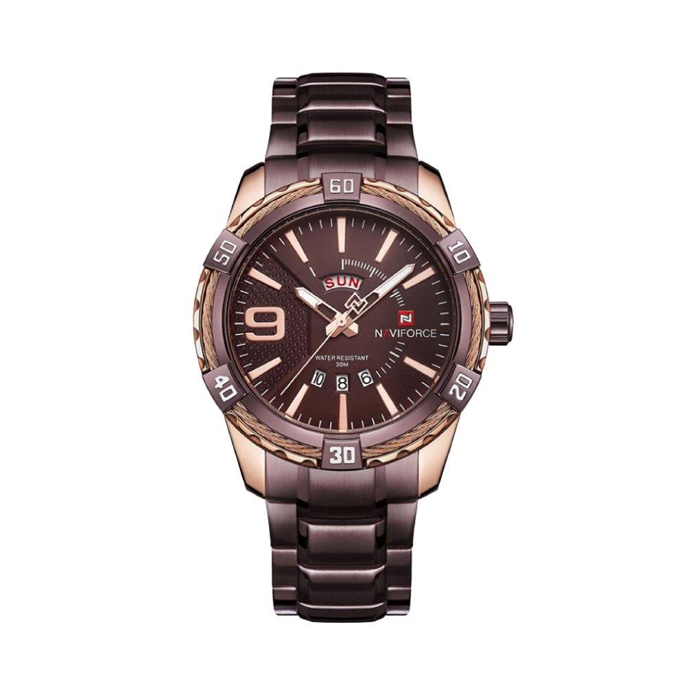 นาฬิกาข้อมือผู้ชาย NAVIFORCE NF9117S F