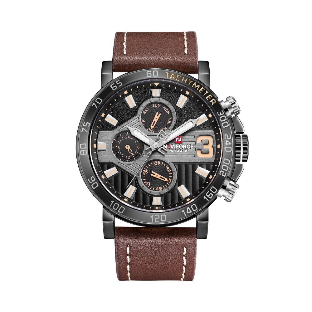 นาฬิกาข้อมือผู้ชาย NAVIFORCE NF9137E