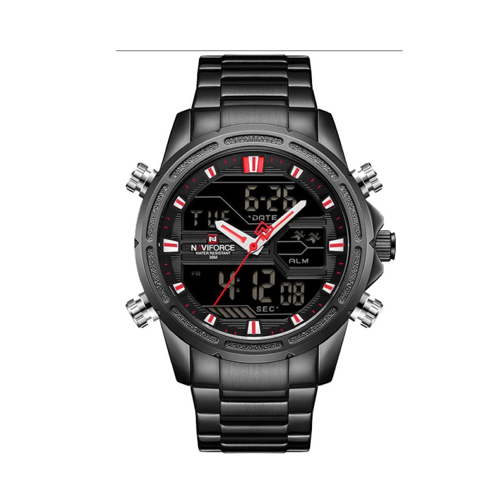 นาฬิกาข้อมือผู้ชาย NAVIFORCE NF9138S B
