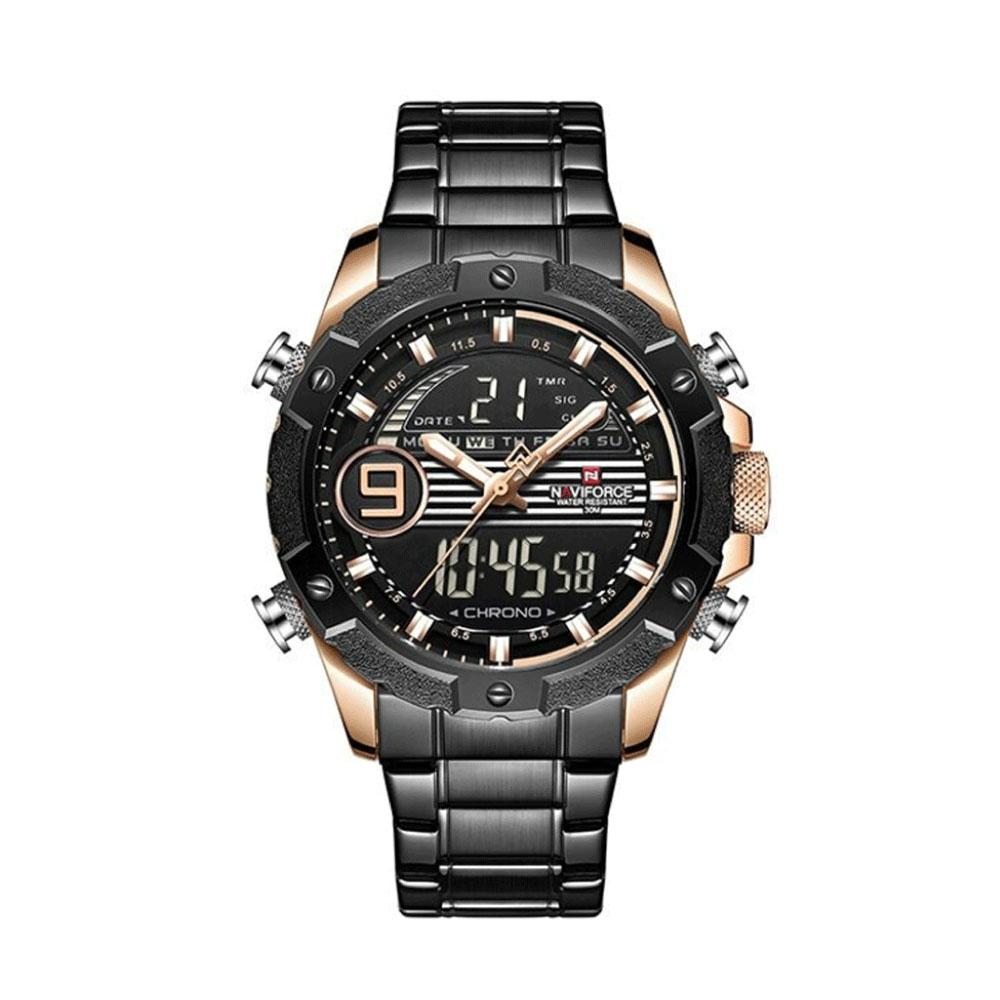 นาฬิกาข้อมือผู้ชาย NAVIFORCE NF9146S E