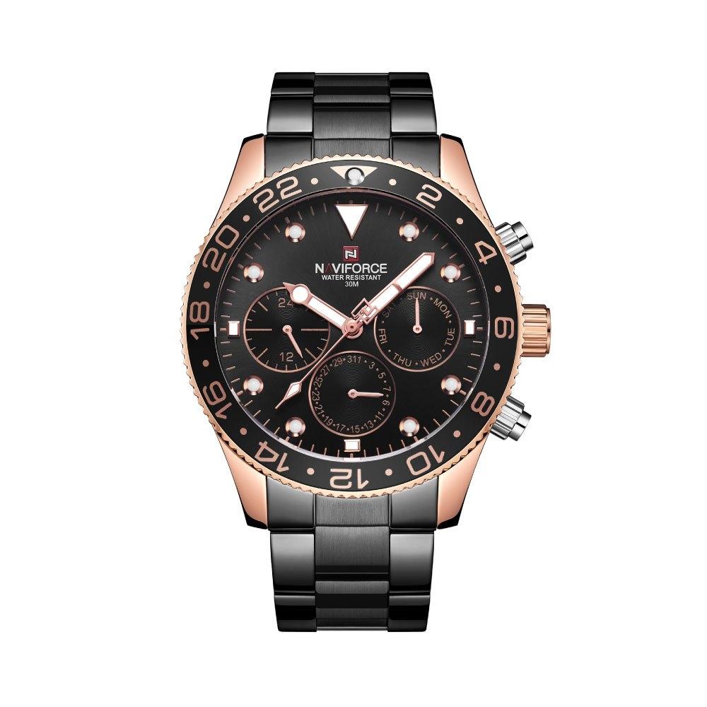 นาฬิกาข้อมือผู้ชาย NAVIFORCE NF9147F