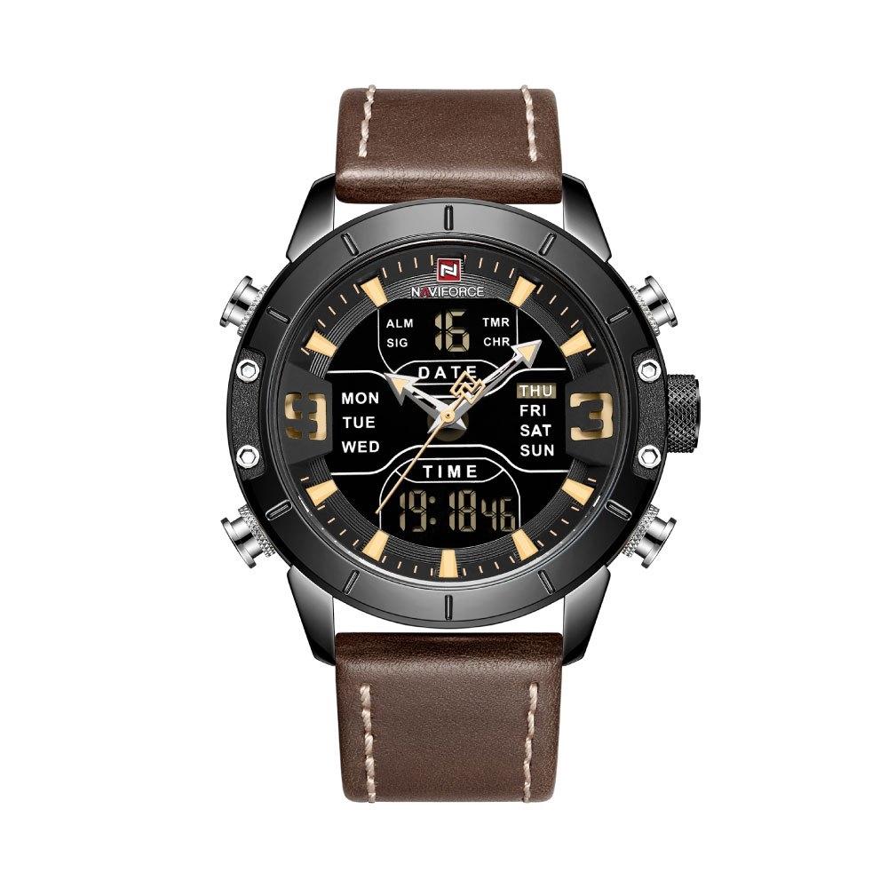 นาฬิกาข้อมือผู้ชาย NAVIFORCE NF9153A