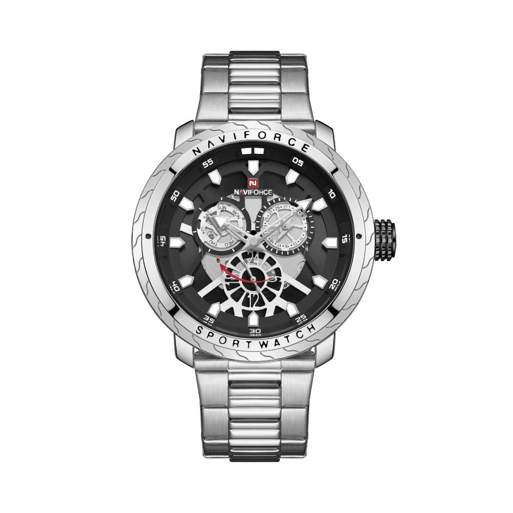 นาฬิกาข้อมือผู้ชาย NAVIFORCE NF9158A