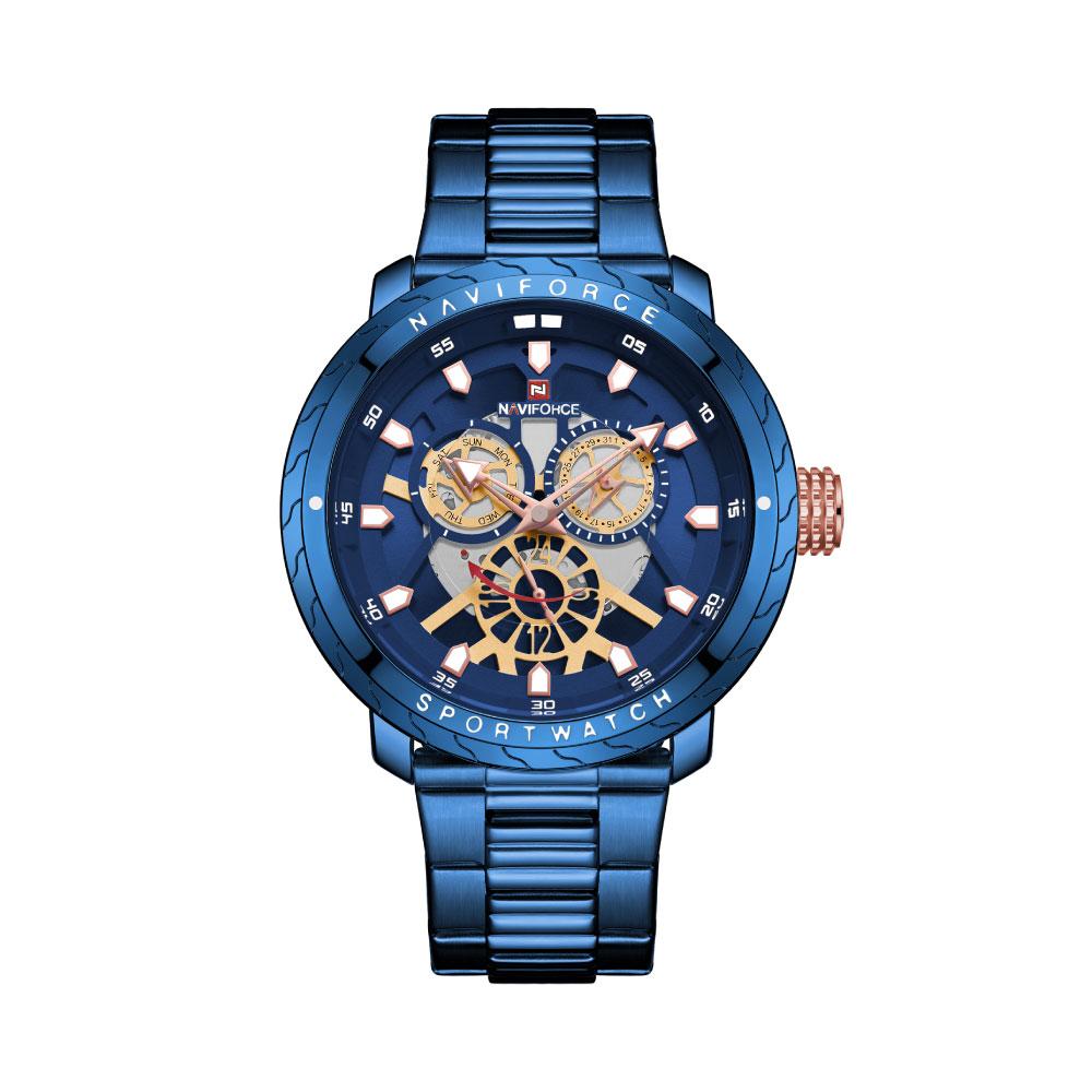 นาฬิกาข้อมือผู้ชาย NAVIFORCE NF9158E