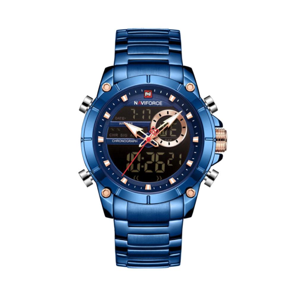นาฬิกาข้อมือผู้ชาย NAVIFORCE NF9163E