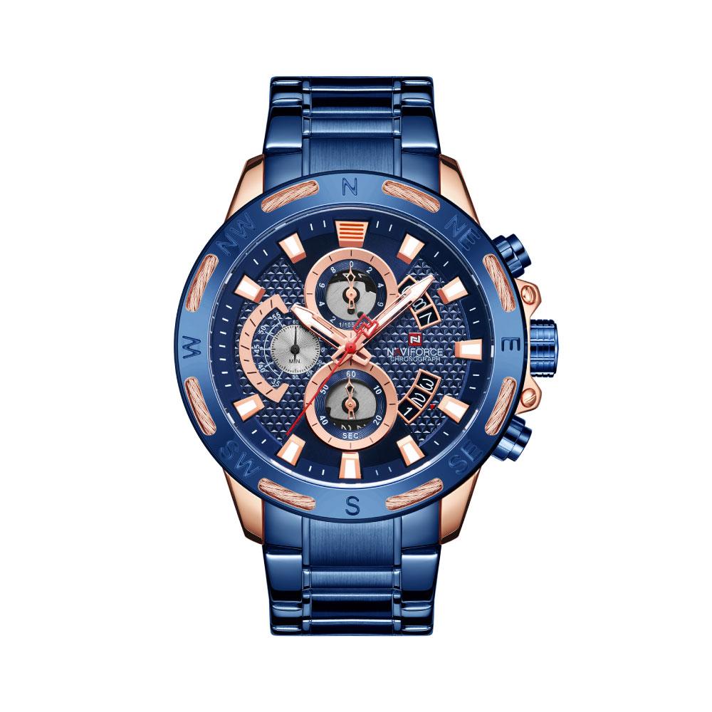 นาฬิกาข้อมือผู้ชาย NAVIFORCE NF9165E