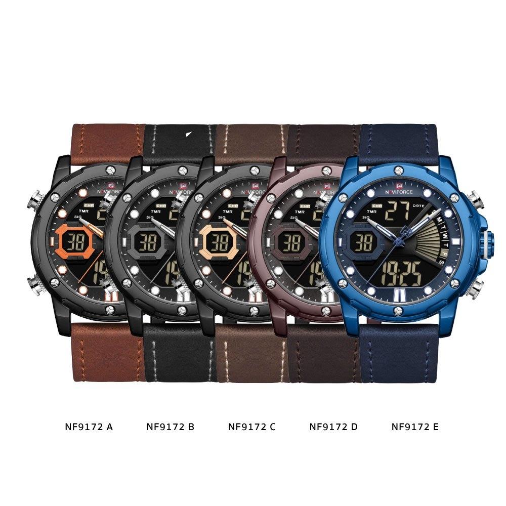 นาฬิกาข้อมือผู้ชาย NAVIFORCE NF9172A