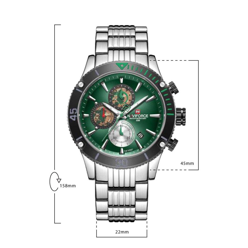 นาฬิกาข้อมือผู้ชาย NAVIFORCE NF9173A